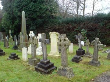 St Luke's Churchyard