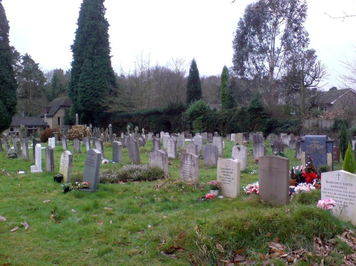 St Luke's Churchyard Memorial