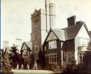 Edwardian Grayshot Hall
