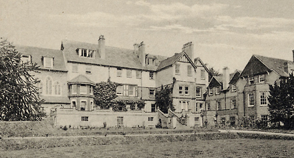 Grayshott War Hospital 1922