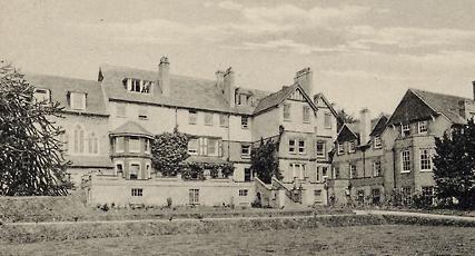 Grayshott War Hospital 1922