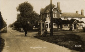 Jolly Drover 1910