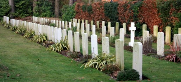 Canadian War Graves