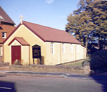 methodist church 1961