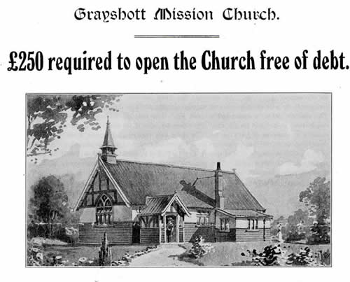 Mission Church Poster