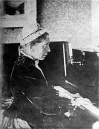 Miss Marian James