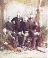 Sons of Joseph and Eliza Whitaker