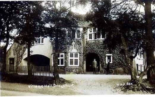 Grayshott Village Hall c.1911/14