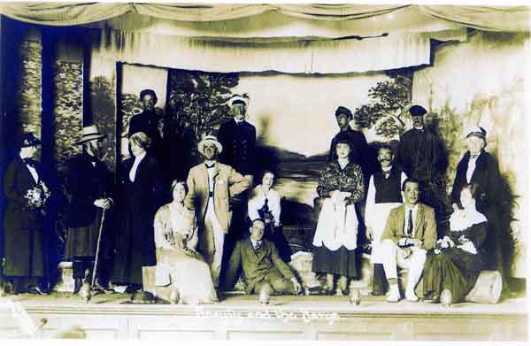 Grayshott Dramatic Society c.1920's