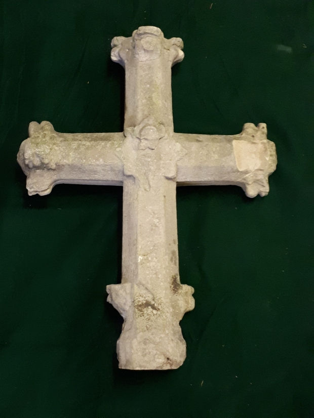 Grayshott War Memorial Original Cross