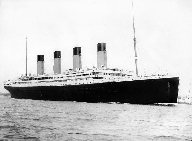 3-RMS Titanic 1912
