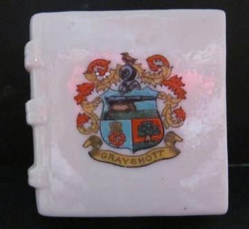 Pottery Crest 3