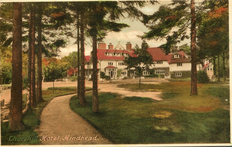 Devils Punchbowl Hotel mid 1930s