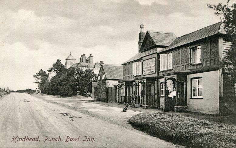 Punchbowl Inn 1907