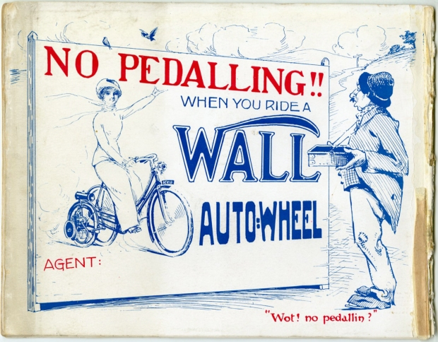 Postcard 7 Autowheel